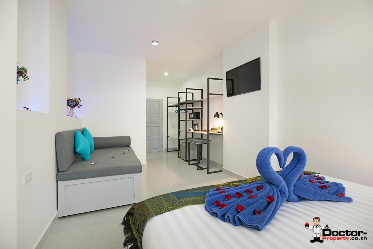 Hotel for sale 34 Rooms - Lamai Beach - Koh Samui 17