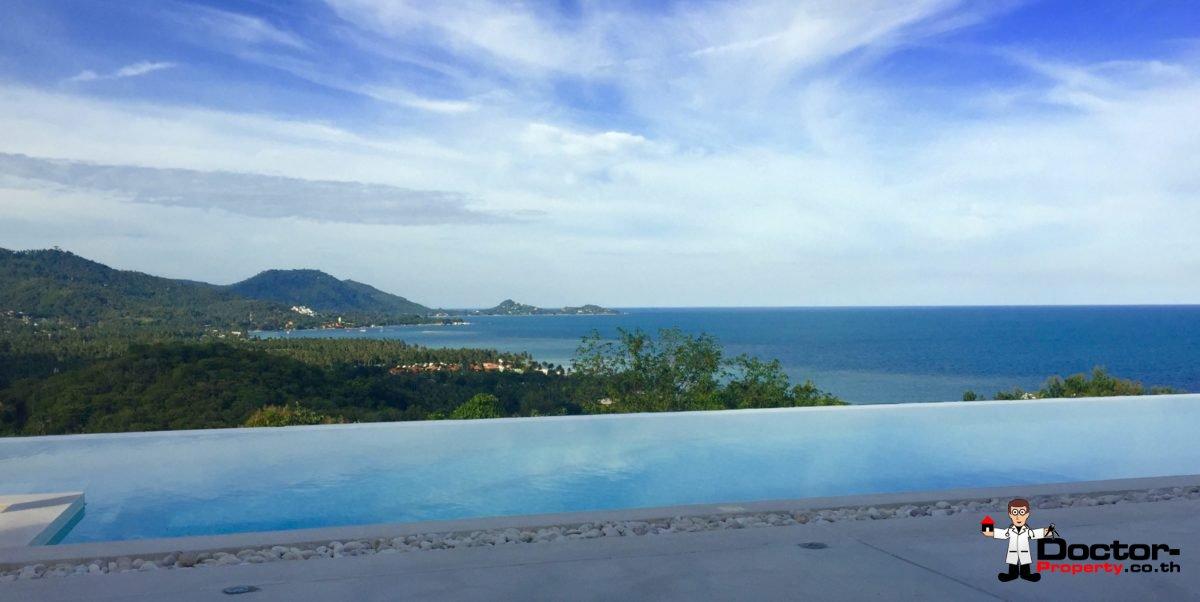 A Luxury 5 Bedroom Pool Villa in Laem Set, Koh Samui - For Sale