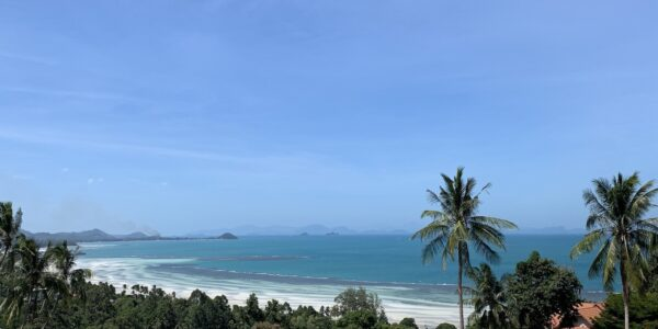 Stunning plots in Bang Makham Hills – Koh Samui – Sea View Land for sale