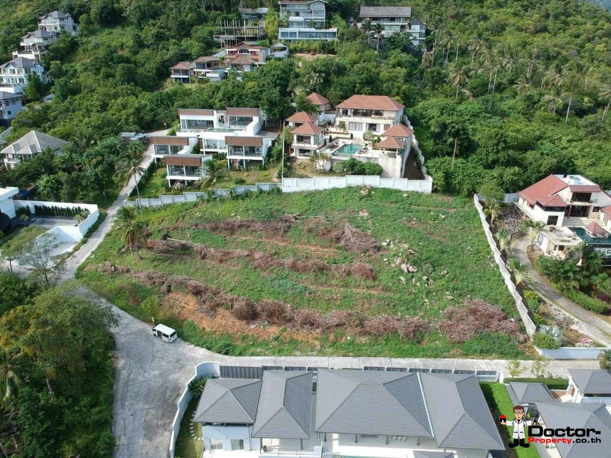 6 Bedroom Villa with Sea View - Bophut - Koh Samui - for sale 7