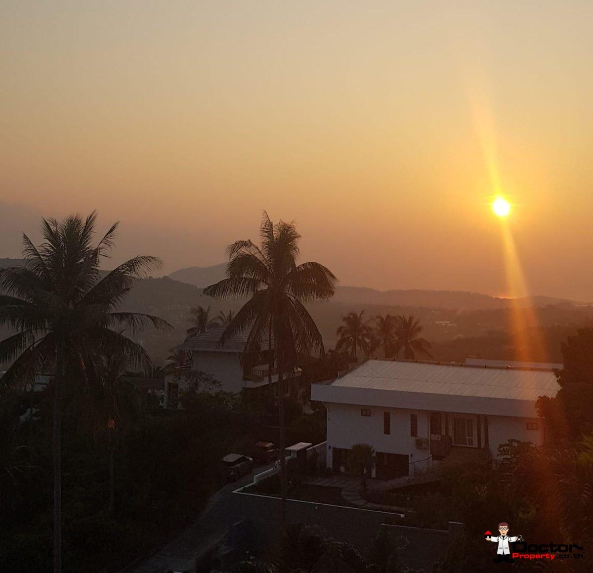 6 Bedroom Villa with Sea View - Bophut - Koh Samui - for sale 16