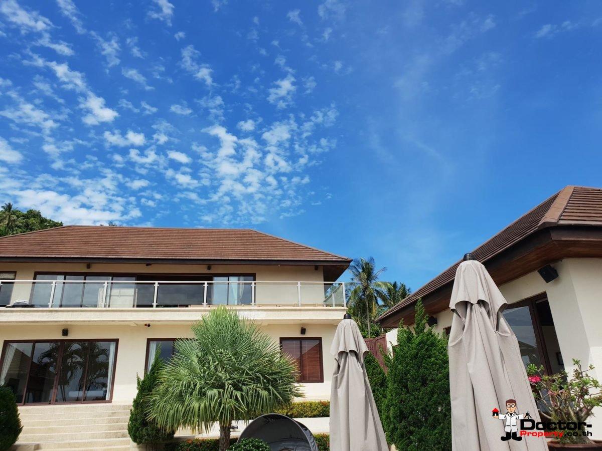 6 Bedroom Villa with Sea View - Bophut - Koh Samui - for sale 3