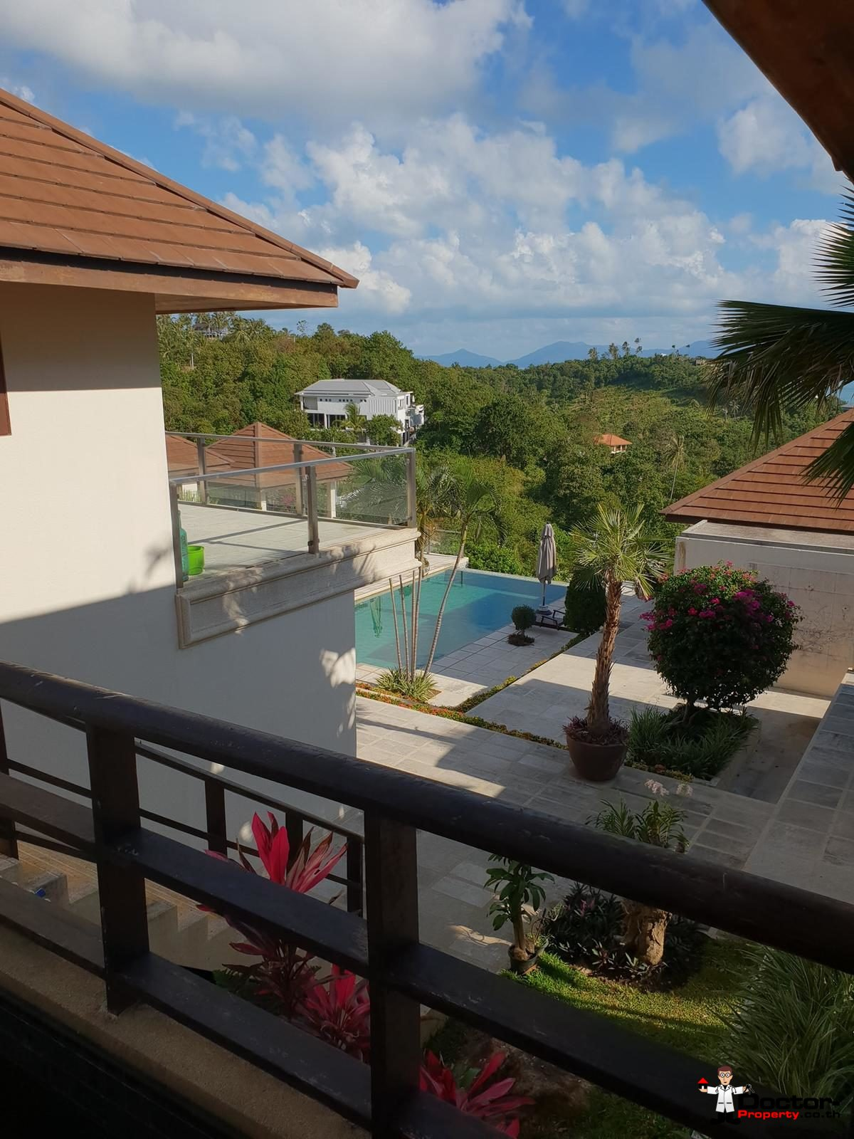 6 Bedroom Villa with Sea View - Bophut - Koh Samui - for sale 9