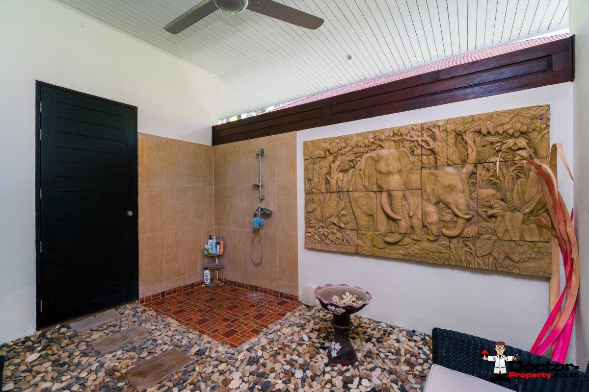 4 Bedroom Villa - Mae Nam - Koh Samui - for sale 12