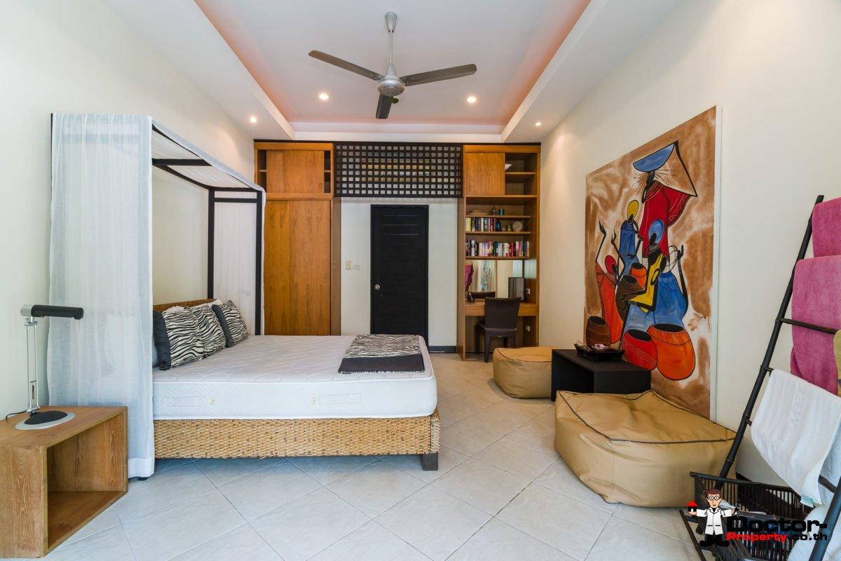 4 Bedroom Villa - Mae Nam - Koh Samui - for sale 13
