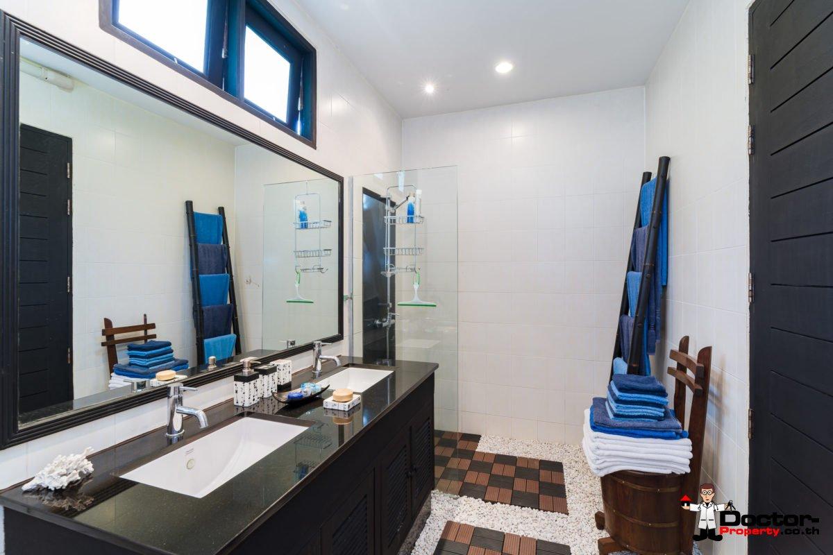 4 Bedroom Villa - Mae Nam - Koh Samui - for sale 14