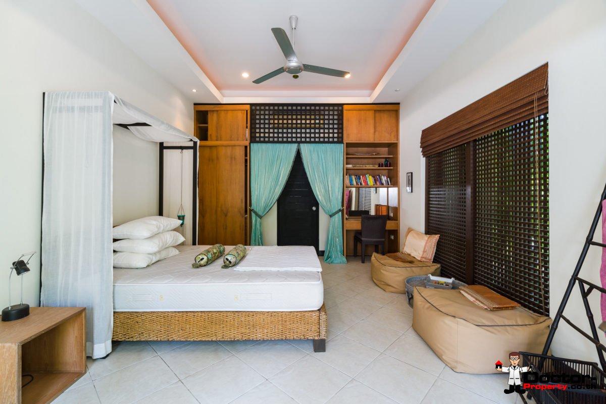 4 Bedroom Villa - Mae Nam - Koh Samui - for sale 15
