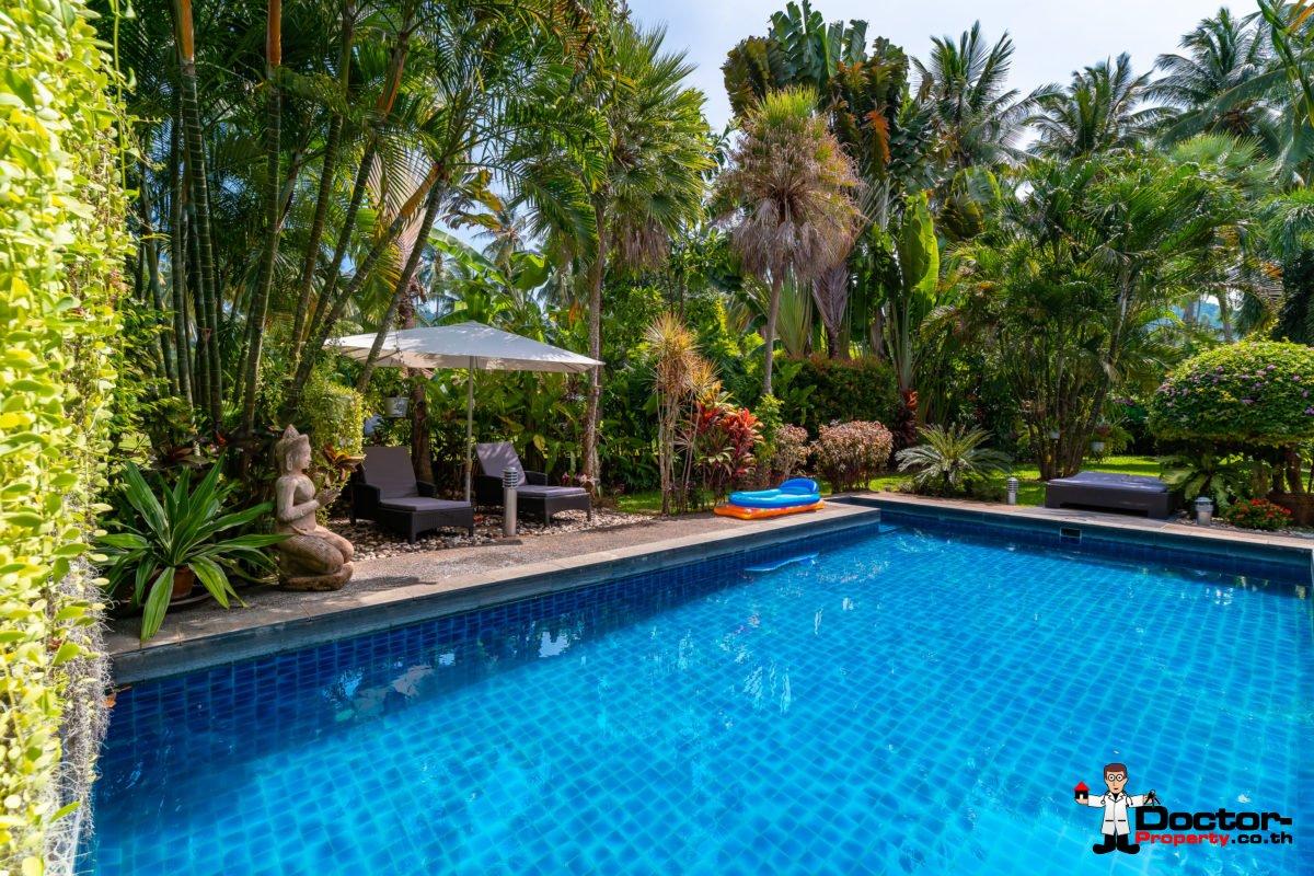 4 Bedroom Villa - Mae Nam - Koh Samui - for sale 2