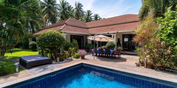4 Bedroom Villa - Mae Nam - Koh Samui - for sale 3