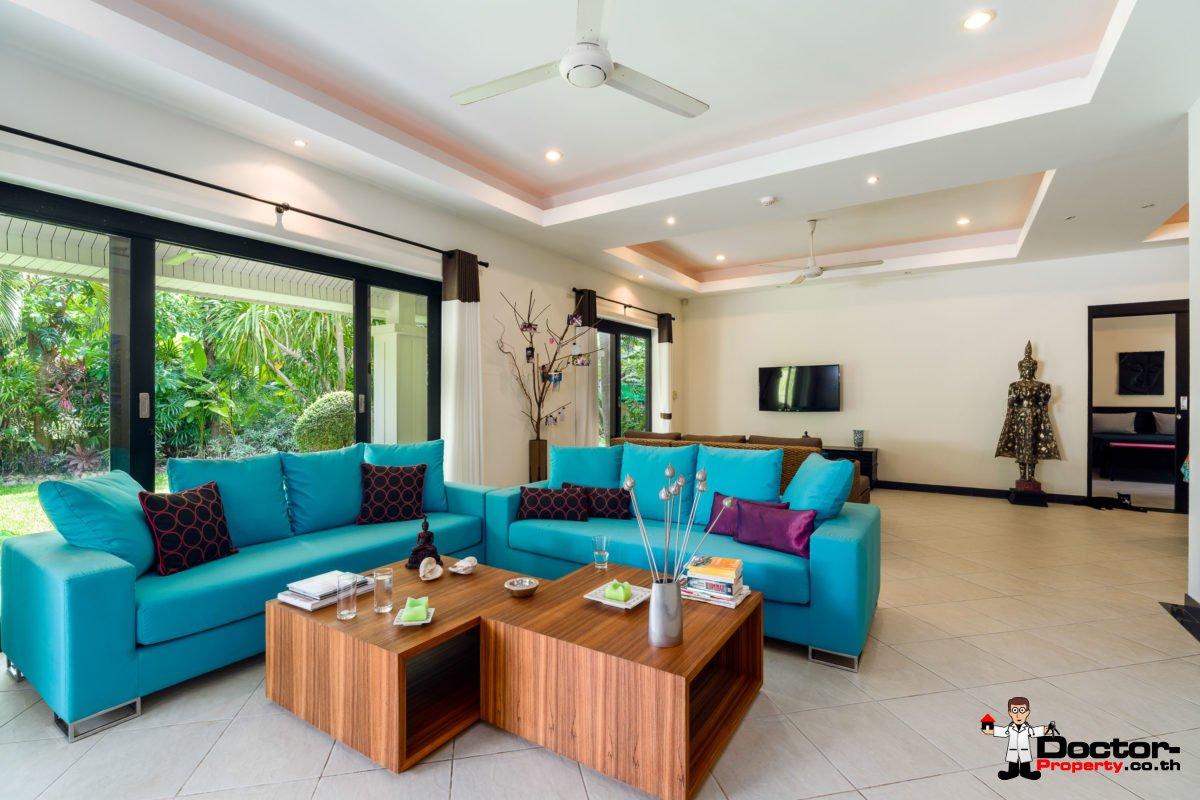 4 Bedroom Villa - Mae Nam - Koh Samui - for sale 4