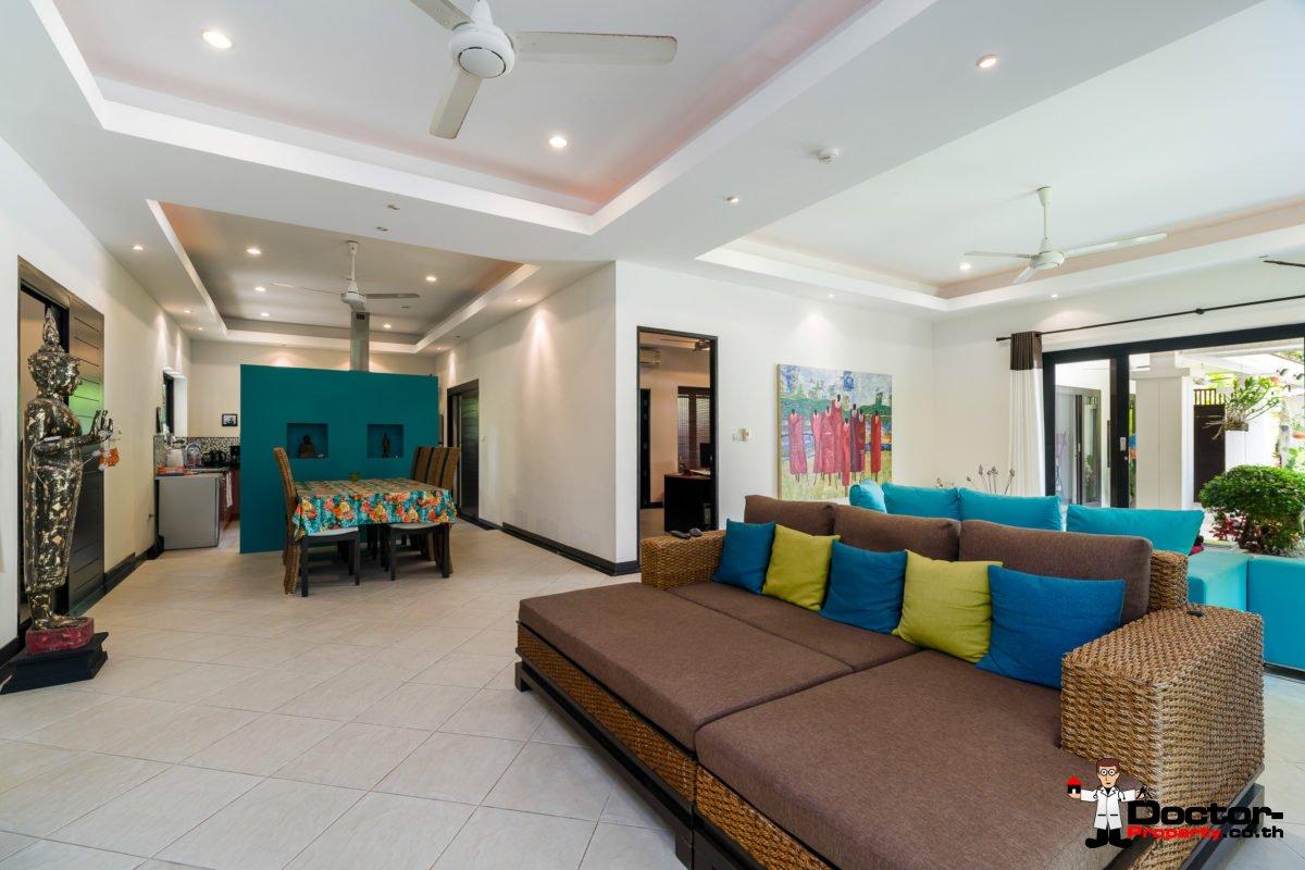 4 Bedroom Villa - Mae Nam - Koh Samui - for sale 5