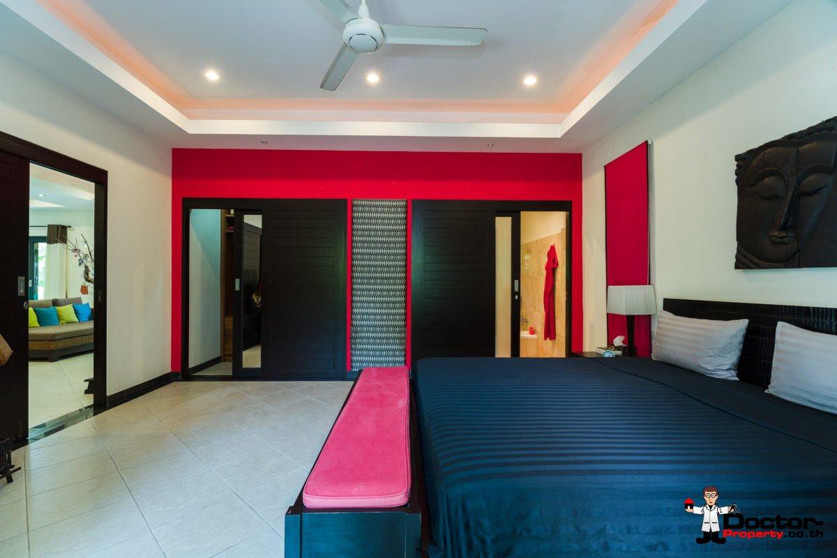 4 Bedroom Villa - Mae Nam - Koh Samui - for sale 7