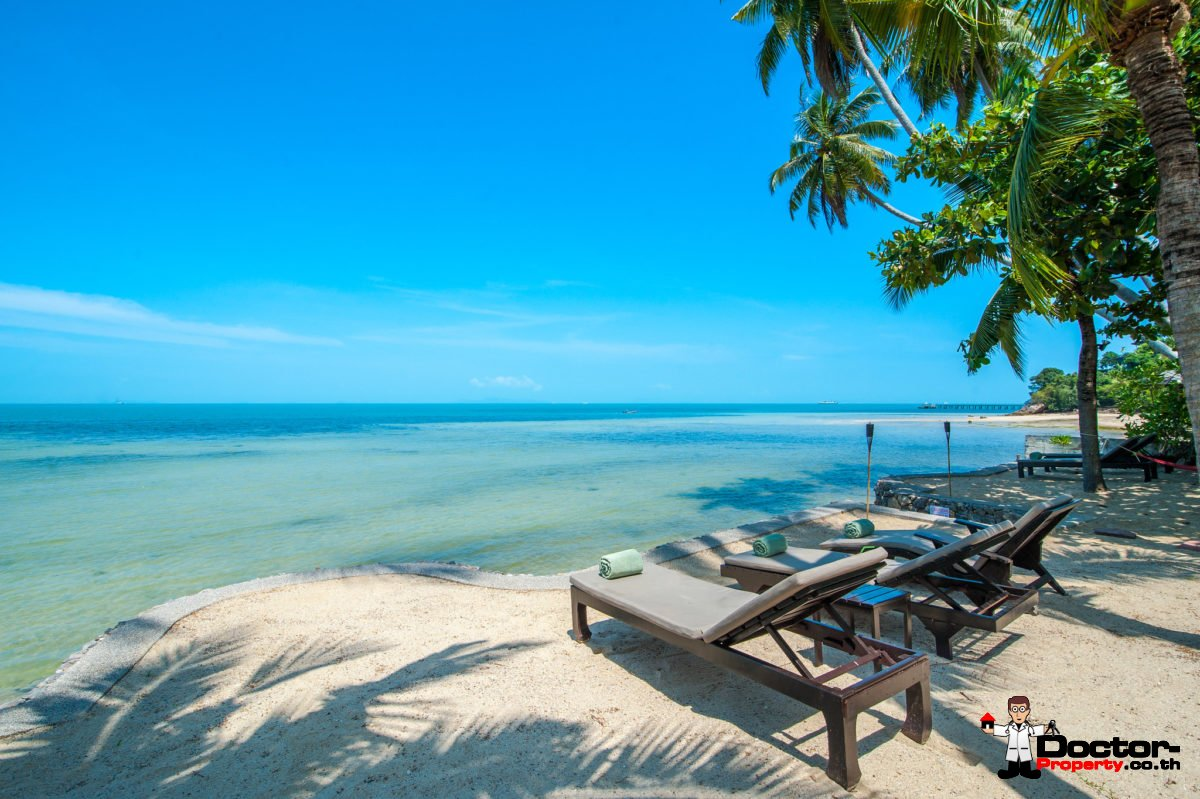 Authentic 5 Bedroom Thai Lanna House - Taling Ngam, Koh Samui - For Sale