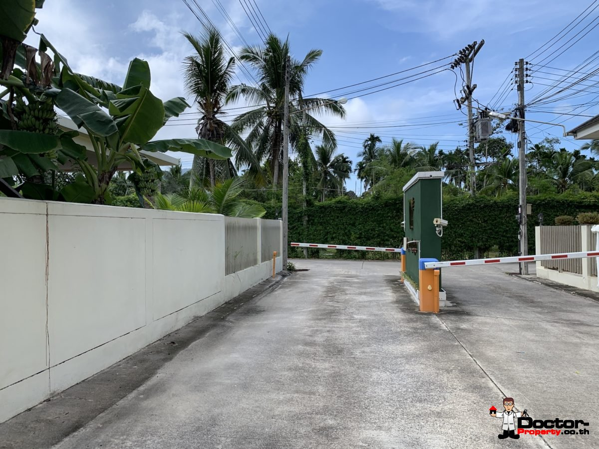 3 Bedroom House in Taling Ngam, Koh Samui - For Sale
