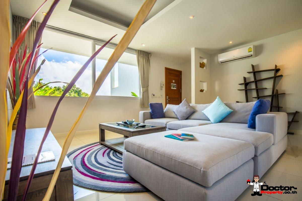 2 Bedroom Townhouse - Choeng Mon - Koh Samui - for sale