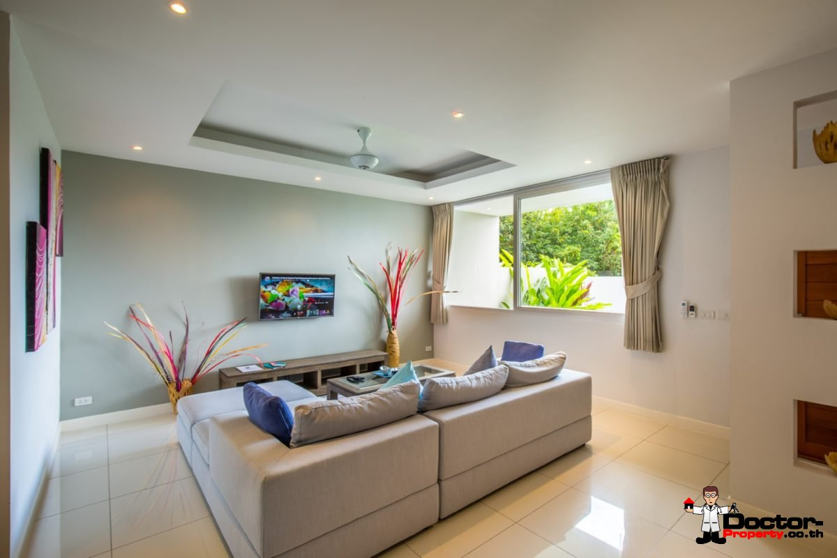2 Bedroom Townhouse - Choeng Mon - Koh Samui - for sale
