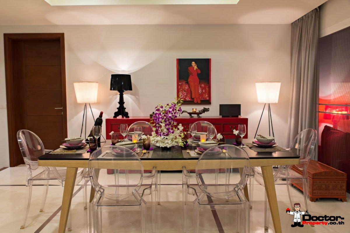 New 3 Bedroom Sea View Villa - Choeng Mon - Koh Samui - for sale