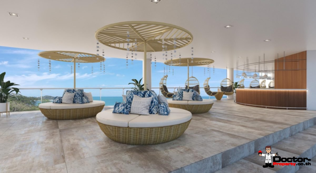 New Villa with Sea View - Bang Makham - Koh Samui