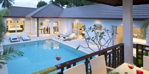 3 Bedroom Villa - Choeng Mon - Koh Samui - for sale