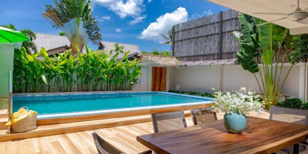 3 Bedroom Pool Villa - Ban Tai - Koh Samui - for sale