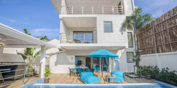 New 4 Bedroom Pool Villa - Ban Tai - Koh Samui - for sale