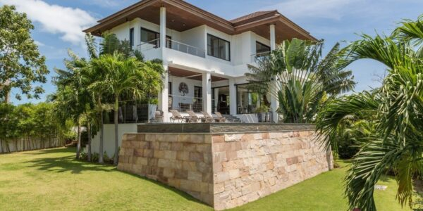 Amazing 4 Bedroom Sea View Villa - Choeng Mon - Koh Samui - for sale