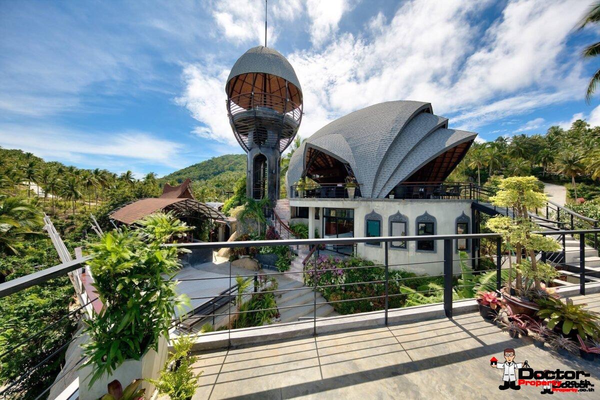 Seaview Restaurant / Apartment / Villas - Chaweng Noi, Koh Samui - For Sale