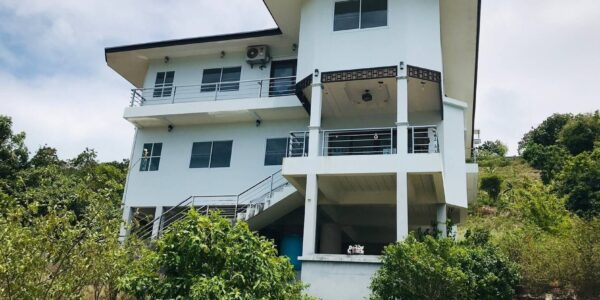 6 Bedroom Sea View Villa in Plai Laem, Koh Samui - For Sale