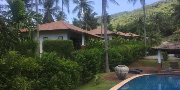 Lovely 2 Bedroom Villa - Hua Thanon - Koh Samui - for sale