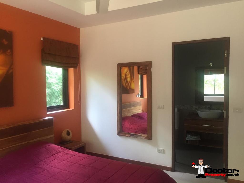 Lovely 2 Bedroom Villa - Hua Thanon - Koh Samui - for sale