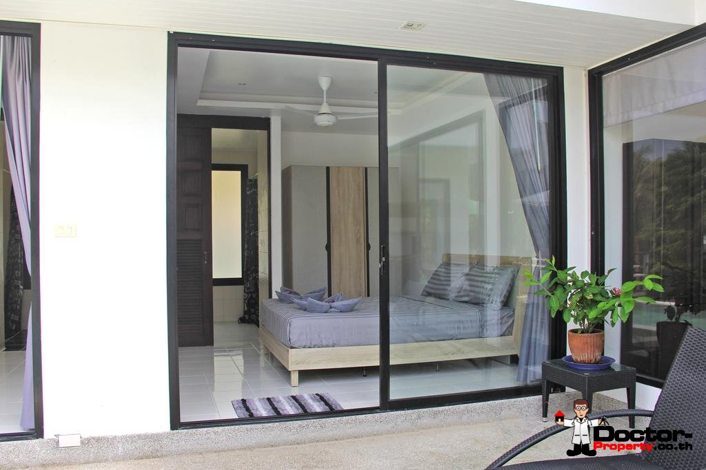 3 Bedroom Villa - Bang Rak - Koh Samui - for sale