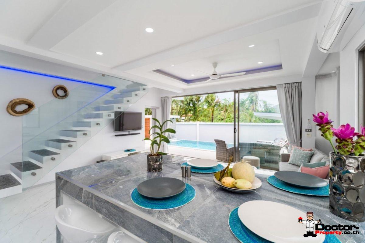 3 Bedroom Pool Villa in Plai Laem, Koh samui - For sale