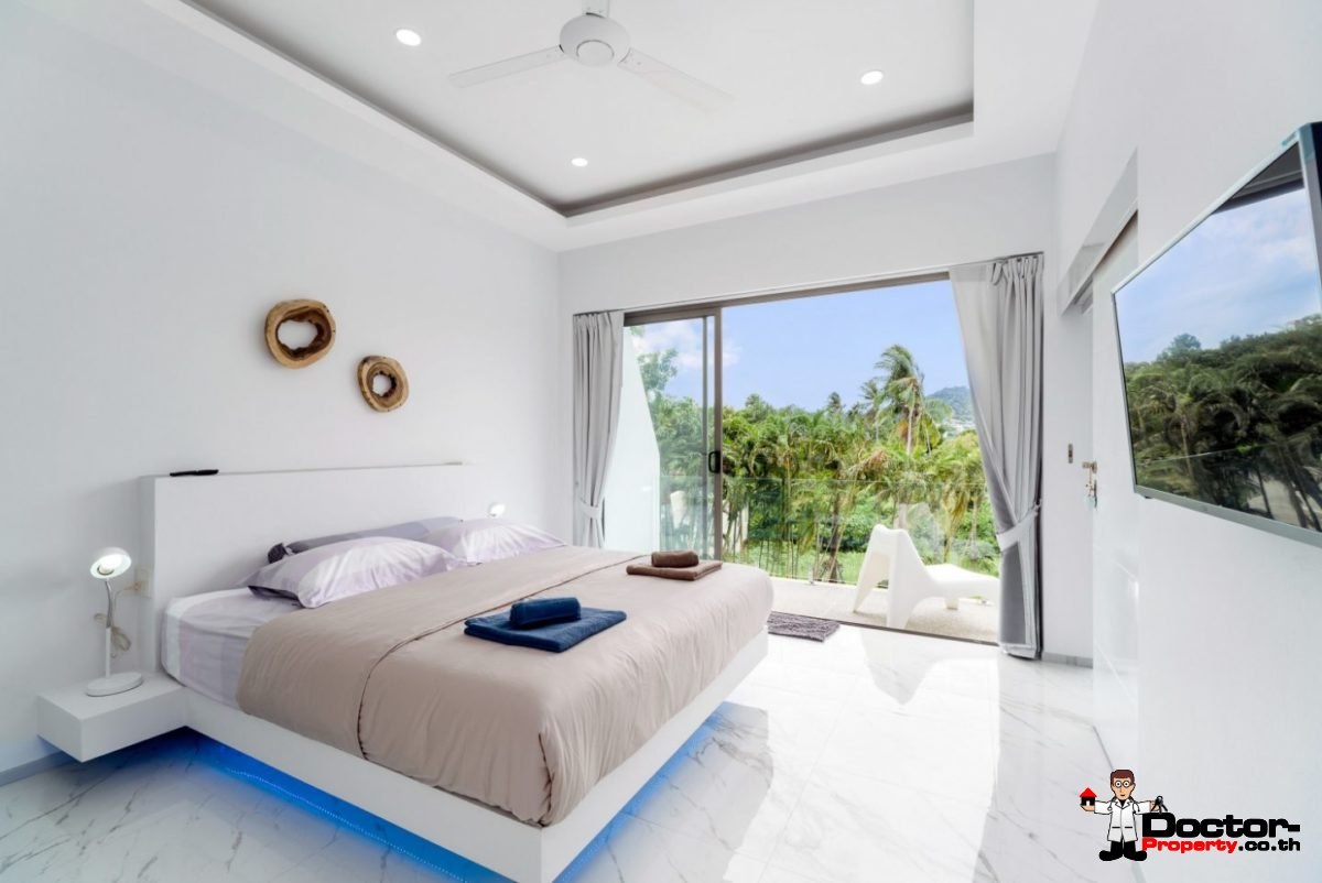 3 Bedroom Pool Villa in Plai Laem, Koh samui - For sale