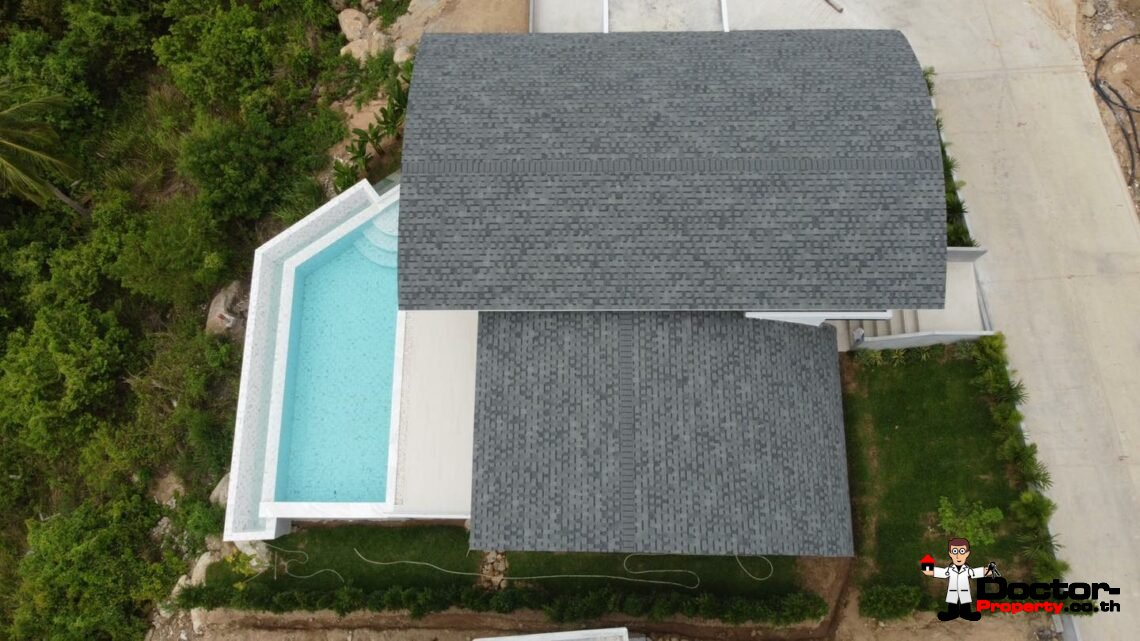 2 Bed Pool Villa, Sea Views – Chaweng Noi, Koh Samui – For Sale