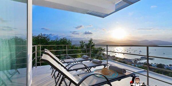 New 3 Bedroom Apartment with Sea View - Big Buddha, Koh Samui - For Sale
