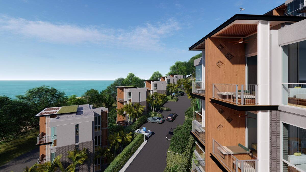 Beachfront Bliss Condotel - 1 and 2 Bedrooms - Sakhu, Phuket - For Sale