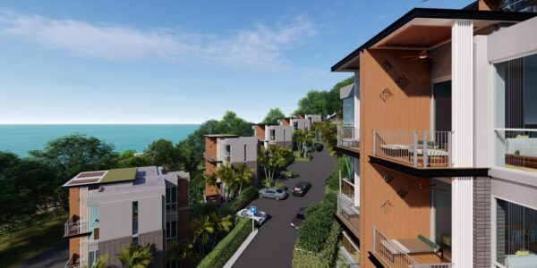 Beachfront Bliss Condotel - 1 and 2 Bedrooms - Sakhu, Phuket - For Sale