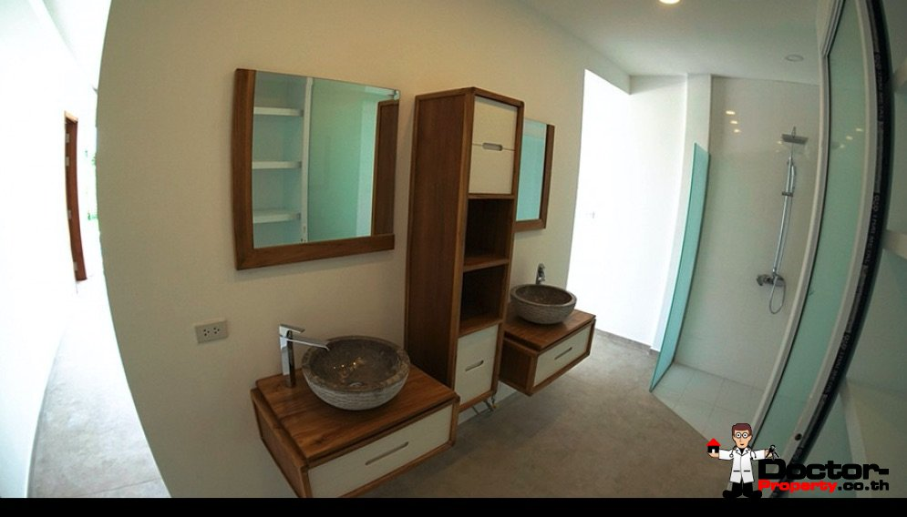 3 Bedroom Privat Pool Villa - Plai Laem - Koh Samui - for sale