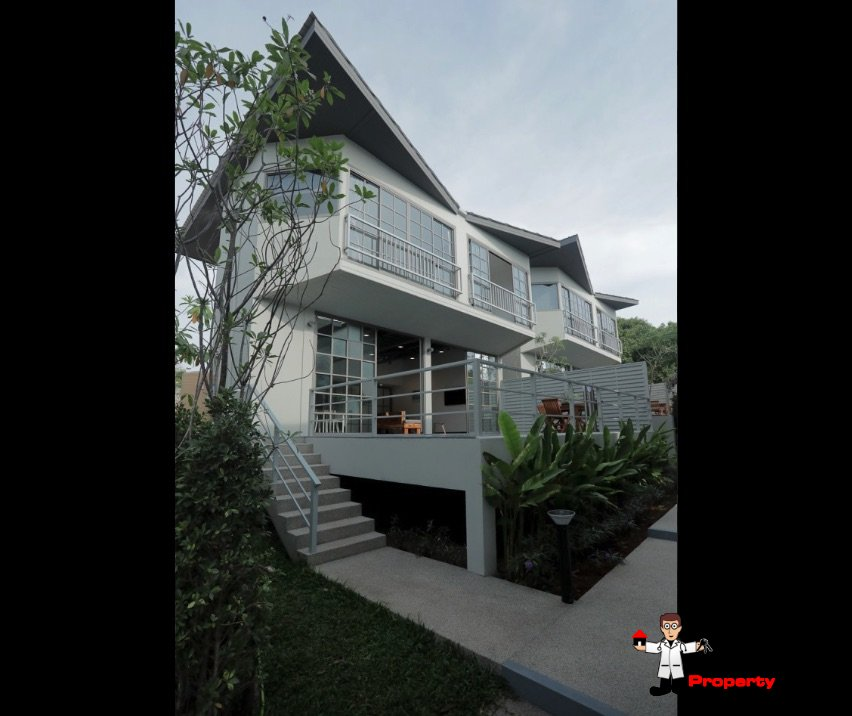 2 Bedroom Villa - Choeng Mon - Koh Samui - for sale