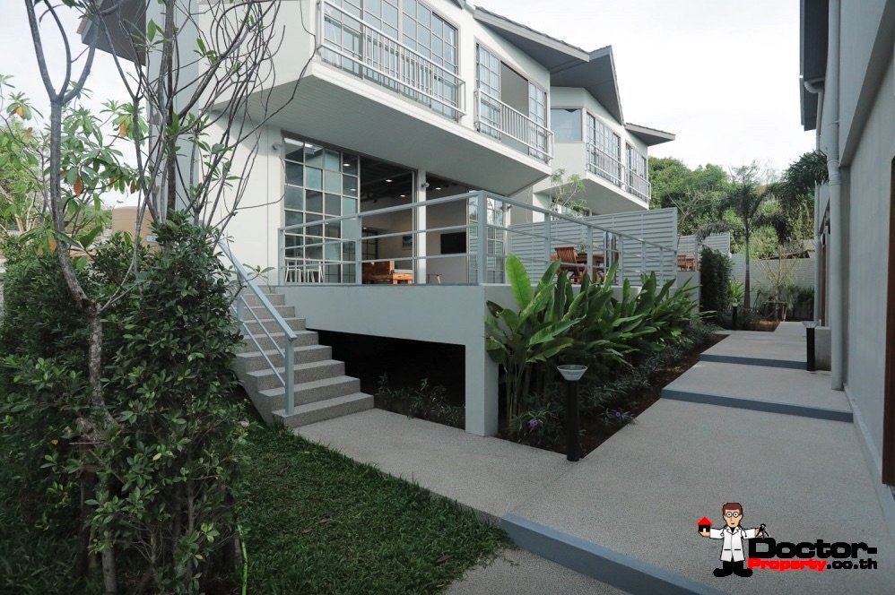 2 Bedroom Villa - Choeng Mon - Koh Samui - for sale