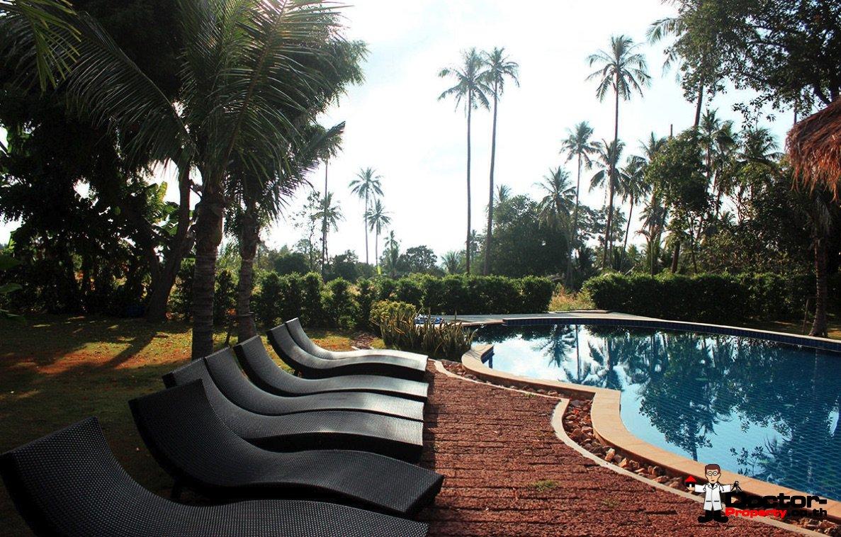3 Bedroom Villa - Hua Thanon - Koh Samui - for sale
