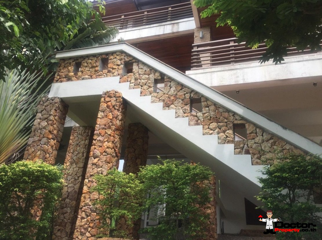 Panoramic 3 Bedroom Pool Villa - Hua Thanon - Koh Samui - for sale