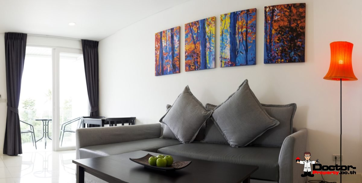 1 Studio Unit - Choeng Mon - Koh Samui - for sale