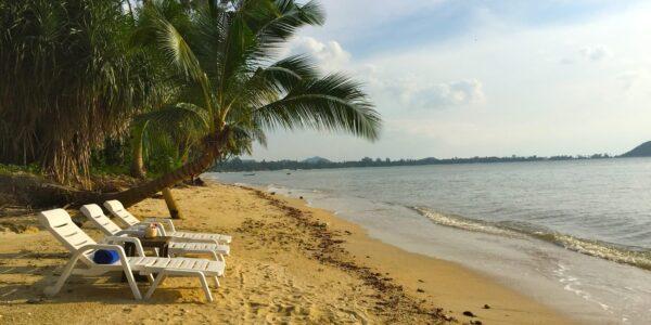 2800 SQM Land + 7 Bungalows + 1 Beachhouse - Lipa Noi - Koh Samui - for sale