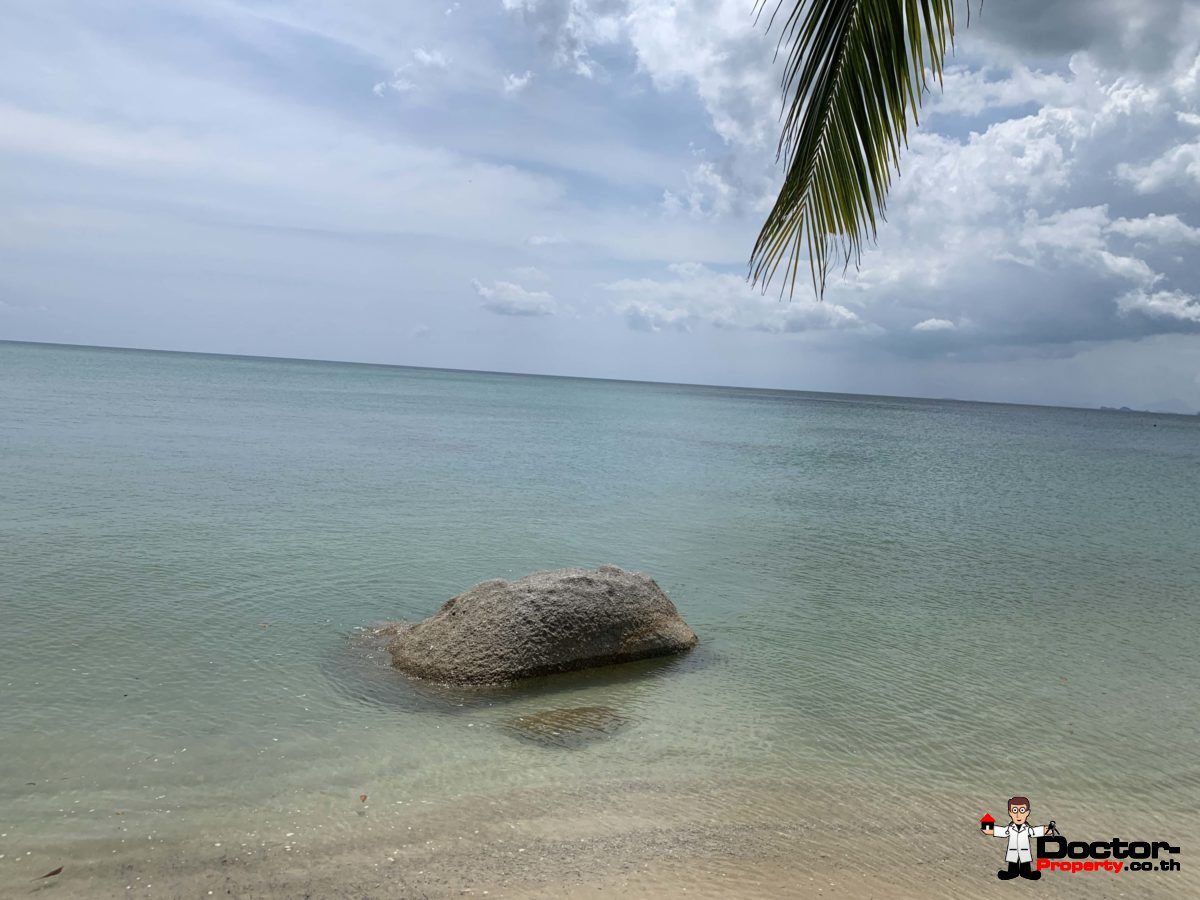 Stunning Beachfront Land (7.5 Rai) - Lamai Beach - Koh Samui - for sale