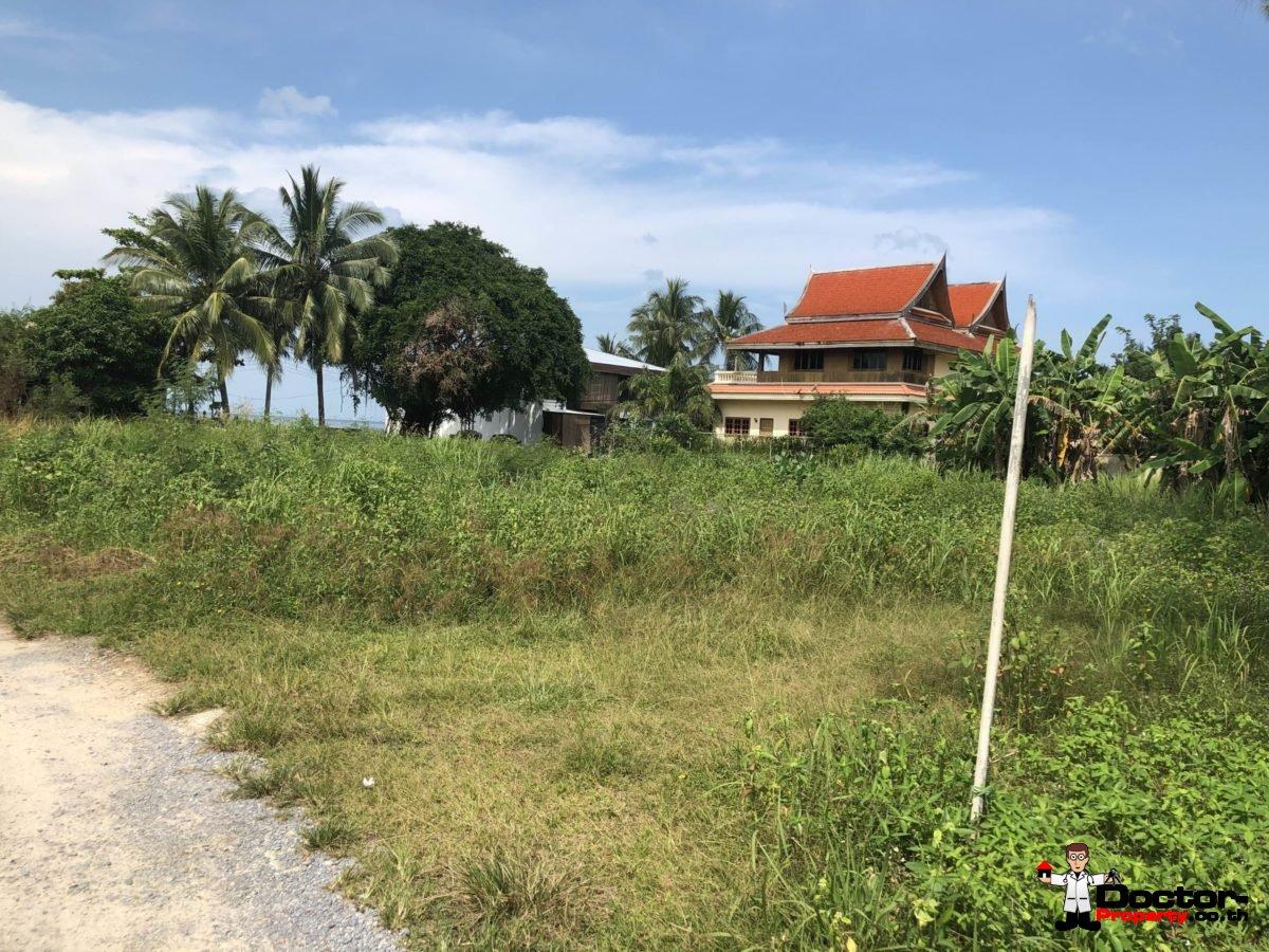 1 Rai Land close to the Beach - Lipa Noi - Koh Samui - for sale