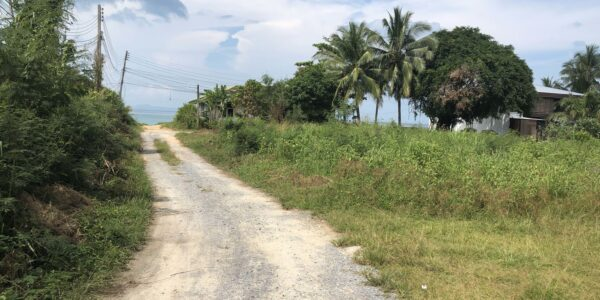 1 Rai Land close to the Beach - Lipa Noi - Koh Samui - for sale