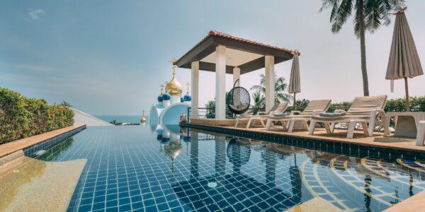 3 Bedroom Villa + 1 Apartment (1 Bed) - Sea View - Lamai - Koh Samui