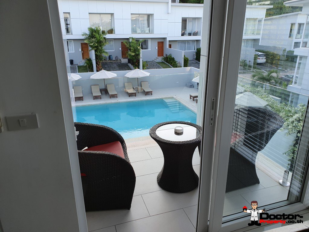 1 Deluxe Studio - 1 Bedroom - Choeng Mon - Koh Samui - for sale