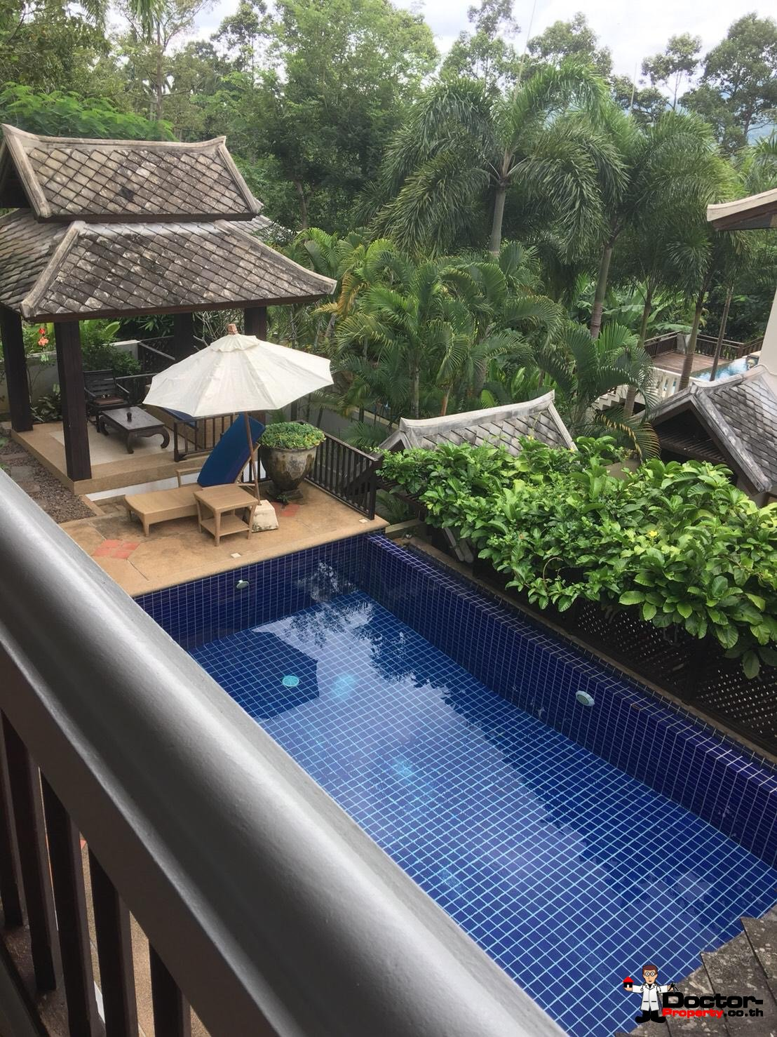 4 Bedroom Privat Pool Villa - Lamai - Koh Samui - for sale
